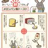 簡単レシピ♪「メロンパン風トースト」