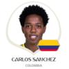 コロンビアのC.サンチェスとは?レッドカードへのコメントと今後【サッカーロシアワールドカップ】