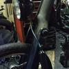 #バイク屋の日常 #ホンダ #スーパーカブ #ベーツライト #ワンオフステー #位置合わせ