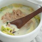 ひとり小鍋くらい、家にあるもので作りたい。「ツナと白菜のミルクチーズ鍋」【北嶋佳奈】