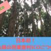 【ブロックチェーン】日本初ICO!岡山県の西粟倉村ICOについて