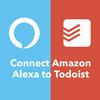 Alexa の買い物リストを Todoist に連携する方法