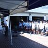 新人による浅野杯レガッタ(2000mレース)を開催: