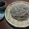 盛り蕎麦(山本食品『究極そば』)