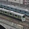 東京出張、秋葉原のホテルでうきうき鉄道ウオッチング。
