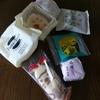 バターフィナンシェや、Fuwa-Troisを頂く(弟からのお土産が洒落てるんです♪)