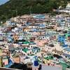 ずっとずっと見飽きない♪まるで童話の世界に入り込んだような可愛い街並み釜山「甘川文化村」