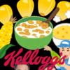 自作コーンフレークとゲロッグ博士とか(CornFlakes & Dr.Kellogg)