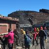 【富士登山 201808】富士登山の記録(吉田ルート)後半