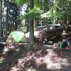 GWはキャンプin「ポーン太の森キャンプ場」。東京と違って、福岡なら気軽に行ける!