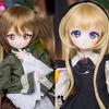 限定 DWC-01(フレッシュ肌)&DDH-01(セミホワイト肌)<DDカスタムヘッド>