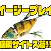 【ランカーハント】バサロアクションを起こすハードルアー「イージープレイ」通販サイト入荷!