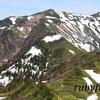 武尊山。5月下旬。