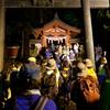 夏恒例・登拝大祭でご来光目指してナイトハイク @男体山