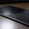 iPhone SE用ガラスフィルム LP-I5SEFGGM20 のレビュー