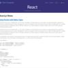 react-starter-kitでReactを体験する