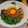麺や マルショウ 地下鉄新大阪店で絶品の台湾まぜそばを食べてきました