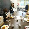 起業女子のためのお茶会inミライ「フルーツティ作り講座&花鳥風月スタイル診断お話会」