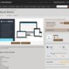 エンジニア向け管理画面のデザインを安価に入手する方法