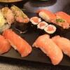 すしざんまいで・・・・お寿司三昧♪