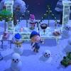 雪だるま達としたイベント終了打ち上げパーティーと後日談
