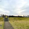 【金沢城めぐり】復元された鯉喉櫓台といもり堀。鯉喉櫓台は見晴らしがよく特に夕景がおすすめです
