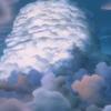 台風の目の中に飛行機で入って直接観測!まるでラピュタの世界!!