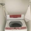 朝活のために洗濯を効率化だ