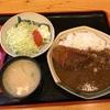 🚩外食日記(63)    宮崎   「とんかつ  六郎」より、【カツカレー】【えびフライ単品】‼️