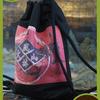 【布プリ 8】発色 印刷設定 信玄袋 100円金魚巾着布プリ