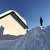 極寒の北海道、ヒートテックなし!薄着であったかファッションのポイント