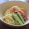 〜NISSIN涼麺シリーズ ごまだれ涼麺!をマジメに作ってみた件〜 毎年お世話になっております