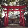 大間の稲荷神社に行こう