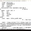 オリジナルLLVM Backendを追加しよう (19. 大きな値の生成)