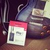 iRigを使用してギター音源をYouTubeにUPしてみました