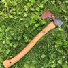 【キャンプにおすすめ薪割り斧】グレンスフォシュの斧の魅力3つをご紹介!
