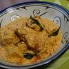 【インド料理レシピ】チキン・マッパス ~ じゃがいも入り