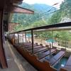 黒部峡谷 トロッコ列車を楽しもう!