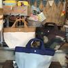フェイクレザートートバッグに新色登場! Shelly islandの新作ピアスも入荷しました!
