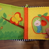 娘の『布絵本』が、一気に大幅バージョンアップしました。