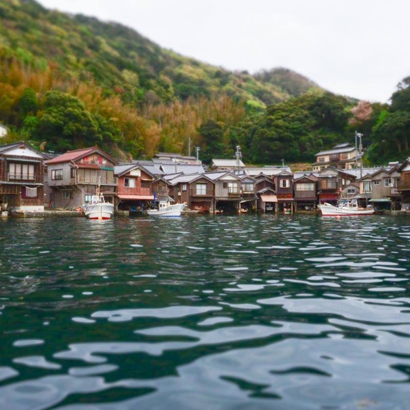 直通ライナーに乗ってノスタルジック伊根探訪・前編〜世界にひとつだけの舟屋の町〜
