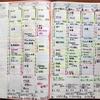 8月第4週の僕のジブン手帳。