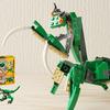 レゴ:カマキリの作り方 (説明書) クリエイターダイナソー31058 組み換えレシピ