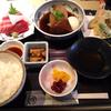 「まぐろ問屋 三浦三崎港」でお正月特別のランチを食べました。