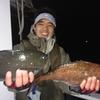 沼津 午後マダイコマセ釣り~夜ムギイカ釣りin舵丸