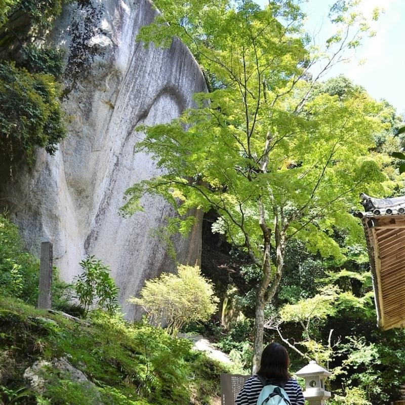 京都古寺探訪@巨石と雲海の寺・笠置寺~なぜこんなところに超巨大摩崖仏が!?~