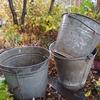 ガーデングッズは廃品をリユース!