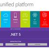 .NET Core 3.0の次のバージョンは.NET 5になりOne .NETへ。Core 3.0を含むロードマップも公開