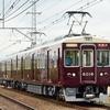 第1347列車 「 阪急電鉄6000系(6016f)の試運転を狙う 」