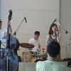 トリサとちょっとした仲間たち@第2回北区ジャズ祭り(8/25)